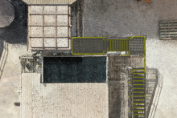 Cooling Tower Access Platforms