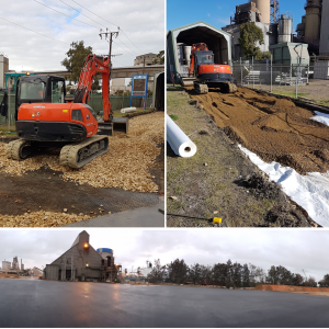 Roadway Installation Management – Adelaide Brighton